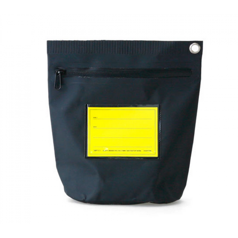 Hightide Penco: Large Tarp Pouch - Black Hightide Penco - Bon Tot