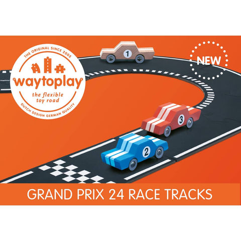 Waytoplay Toys: Grand Prix Set (24 px)