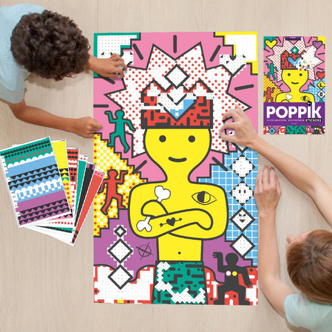 Poppik: Giant Poster - Pop Art