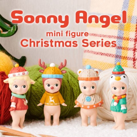 Sonny Angel: Christmas Series 2019 Limited Edition