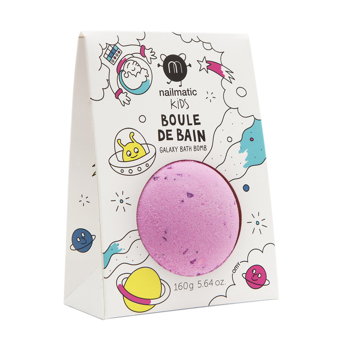 Nailmatic Bath Bomb: Cosmic