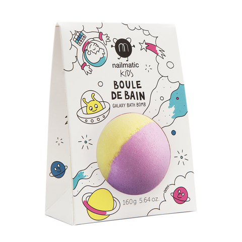 Nailmatic Bath Bomb: Spoutnik