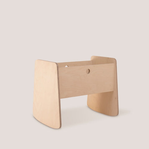 Tre Timber: Hav Cradle - Natural Tre Timber - Bon Tot