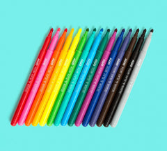 OMY: Ultra Washable Felt Pens - Bon Tot