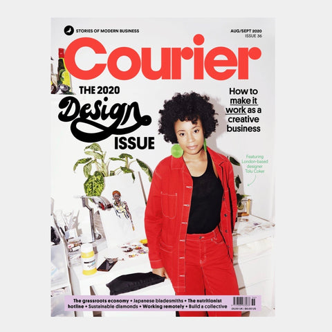 Courier Magazine: August / September 2020
