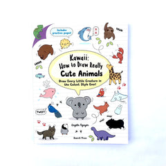 Craft Book: Kawaii Cute Animals