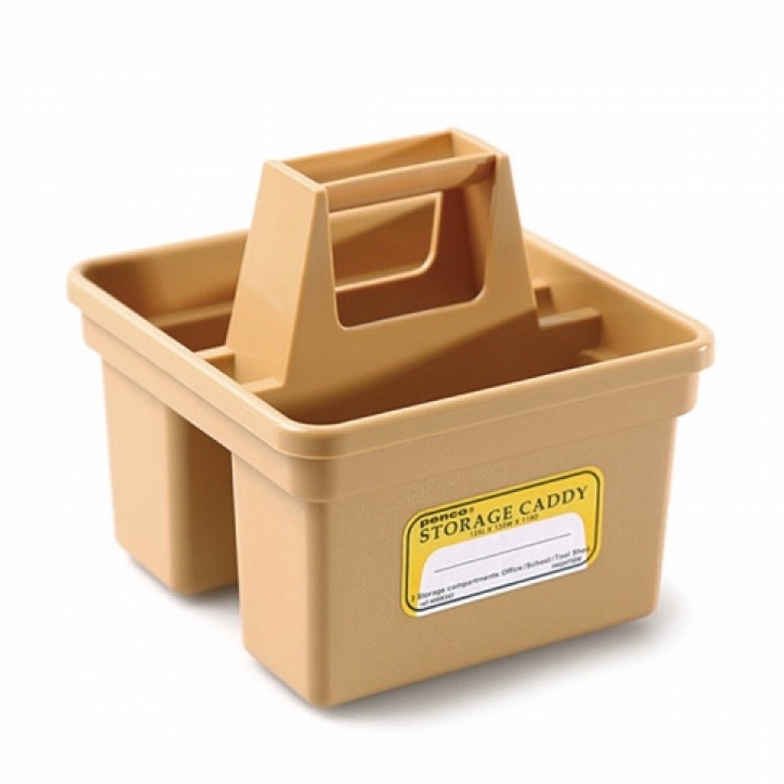 Hightide Penco: Small Storage Caddy - Tan Hightide Penco - Bon Tot