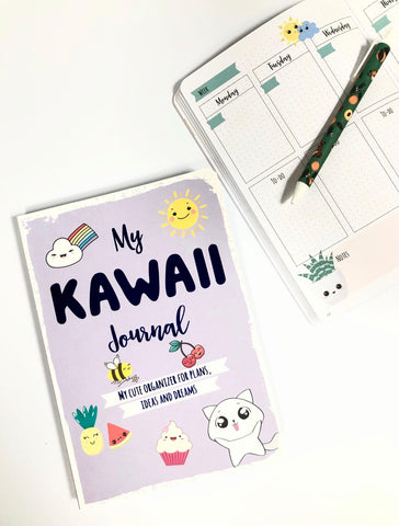 Craft Book: Kawaii Journal