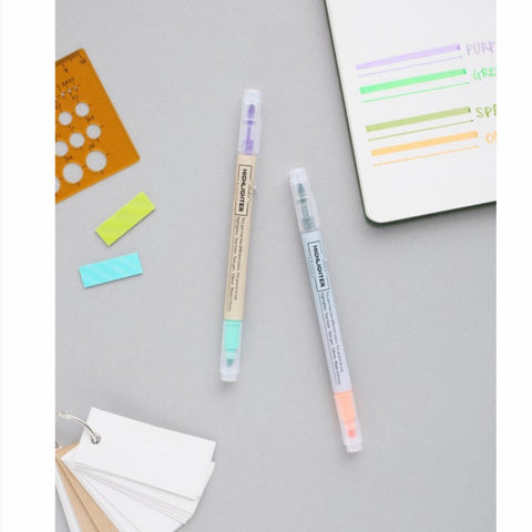 Livework: Twin Highlighter Set of 10 Colours