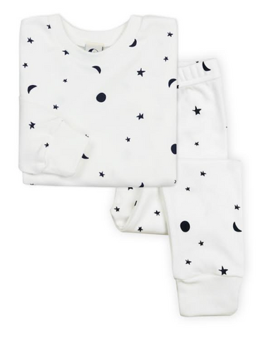 Bon Voyage: Sleepy Doe Tiny Moons PJs (multiple sizes)
