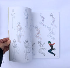 Craft Book: How to Draw: Manga Craft Books - Bon Tot