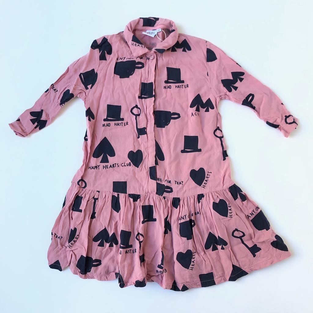 Bon Voyage: Beau Loves Pink Dress size 4/5 years