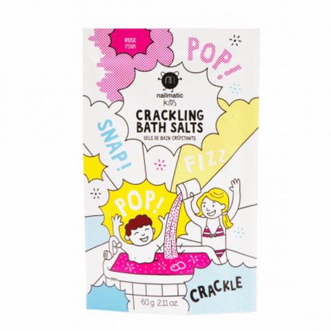 Nailmatic Crackling Bath Salts: Pink or Blue Nailmatic - Bon Tot