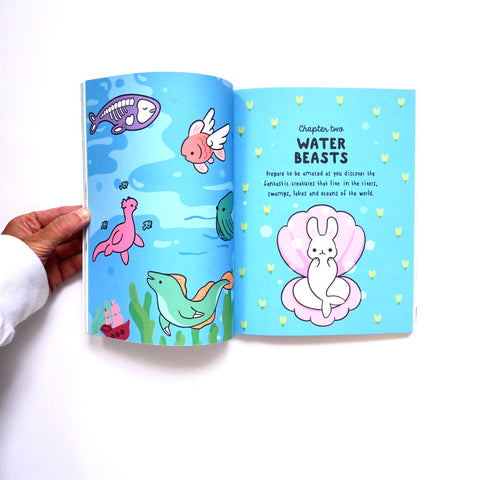 Craft Book: Kawaii Cute Fantasy Creatures Craft Books - Bon Tot