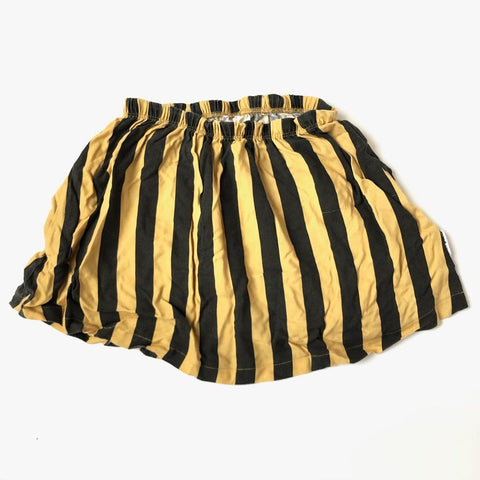 Bon Voyage: Maed For Mini Gold and Black Skirt size 3/4 years