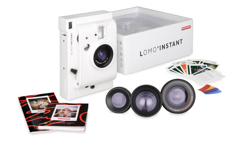 Lomography: Lomo Instant with Lenses