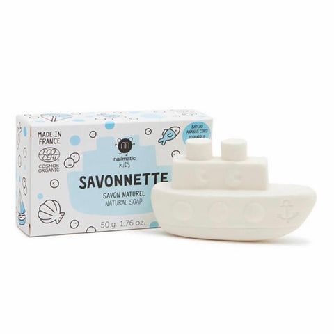 Nailmatic Organic Bath Soap: Boat Nailmatic - Bon Tot