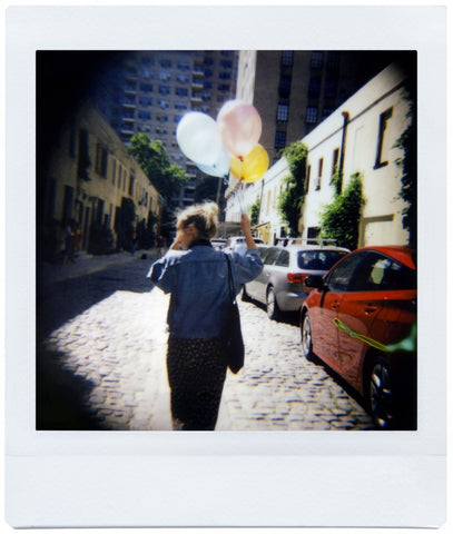 Lomography: Diana Instant