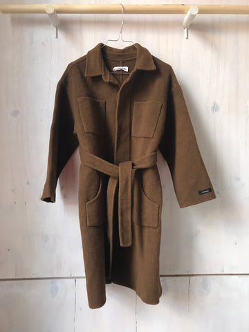 Bon Voyage: Tambere Wool Coat size 8 yrs (fits like a 6)