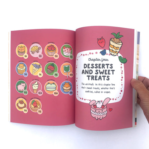 Craft Book: Kawaii Cute Food Craft Books - Bon Tot