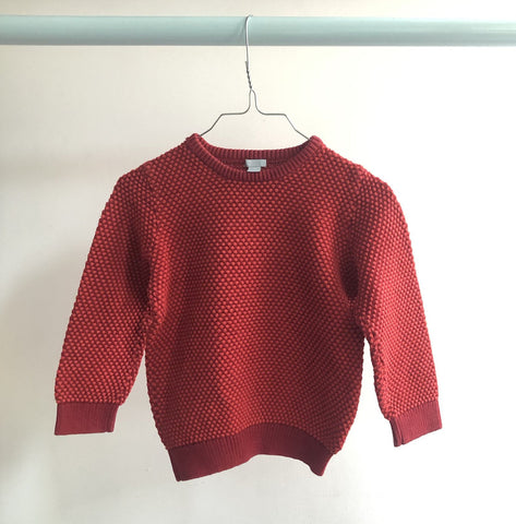 Bon Voyage: COS Cotton Knit Jumper size 2-4 years