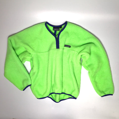 Bon Tot Vintage: Patagonia Fleece size Youth Med