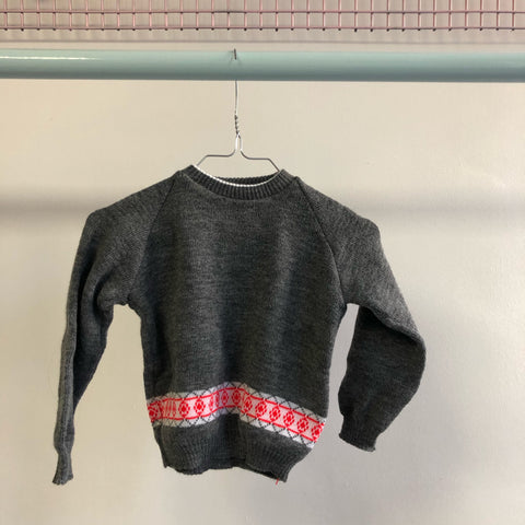 Bon Voyage: Vintage Sweater size 2 years