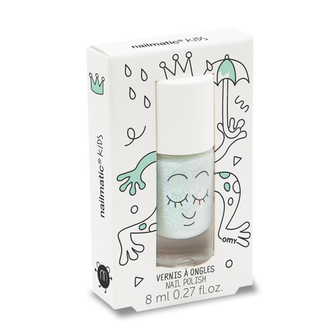 Nailmatic Nail Polish: Aldo Pearly Green