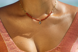 Nehenehe earrings
