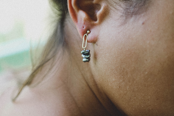 Nūnū earrings