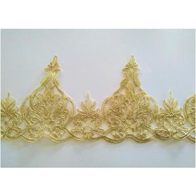 LT-044: Gold trim.