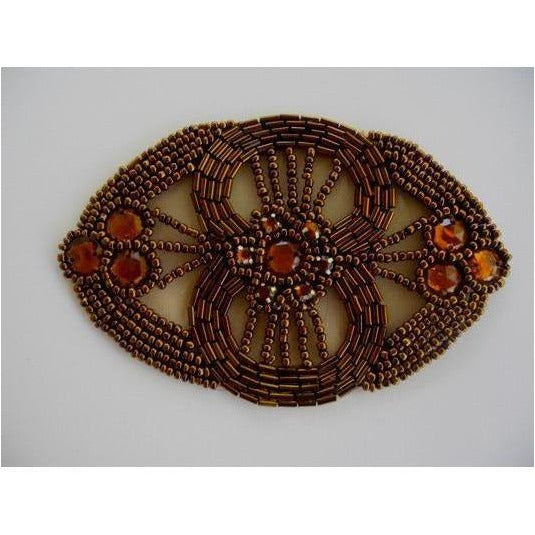 a-057-brown-eye-shape-applique