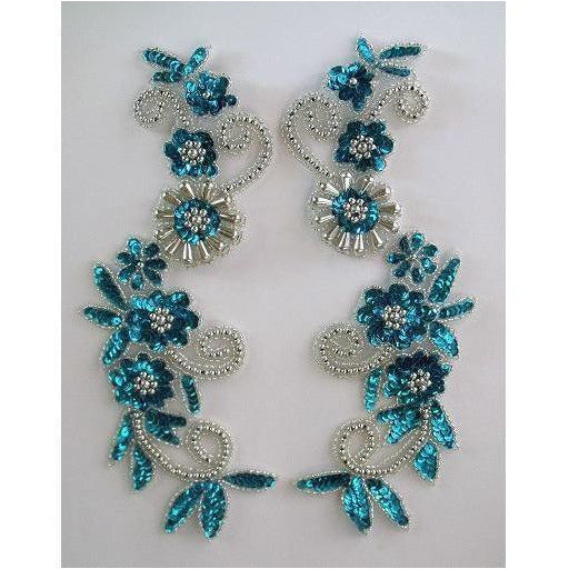 p-036-turquoise-and-silver-flower-spray-pair
