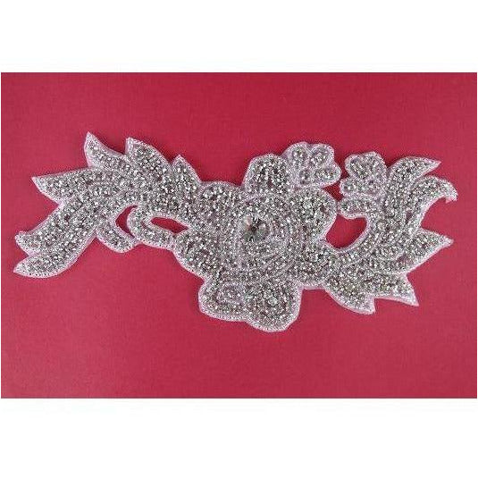 R-064 Rhinestone applique
