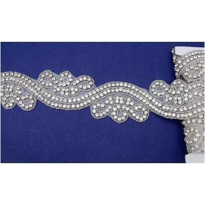 RT-015 rhinestone trim
