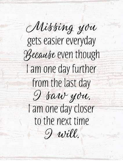 Missing You Wood Sign or Canvas Wall Art Sympathy Gift, Mom Memorial, Dad Memorial, Loved One - Heartland Canvas and Signs