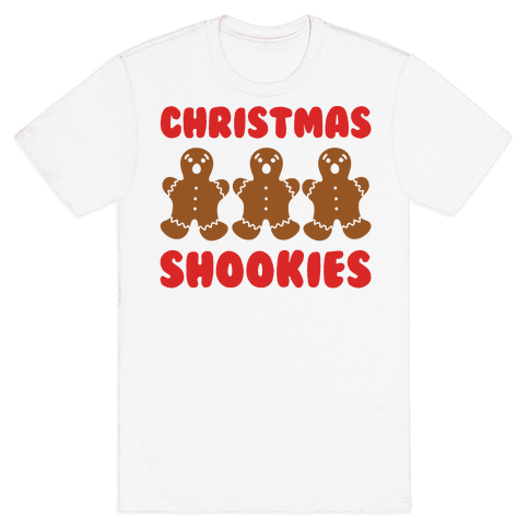 Christmas Shookies T-Shirt -