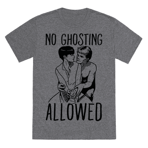 No Ghosting Allowed T-Shirt