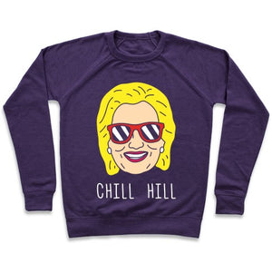 Chill Hill Sweatshirt - Purple