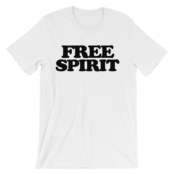 Free Spirit T-Shirt - White
