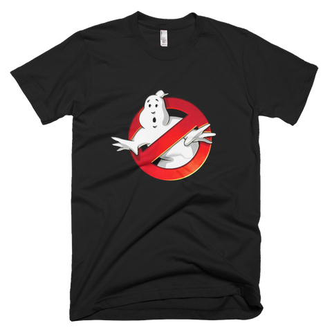 Ghostbusters T-Shirt - Black