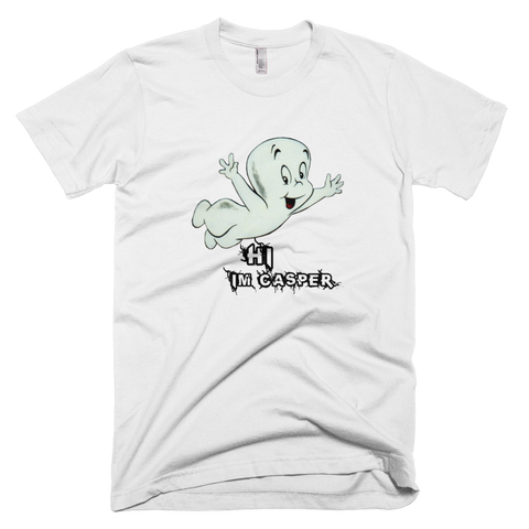 Casper The Friendly Ghost T-Shirt - White