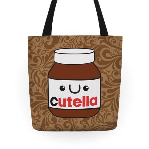 Cutella Tote Tote Bag