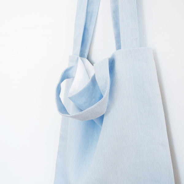 Sale – Azzure Linen Tote Bag