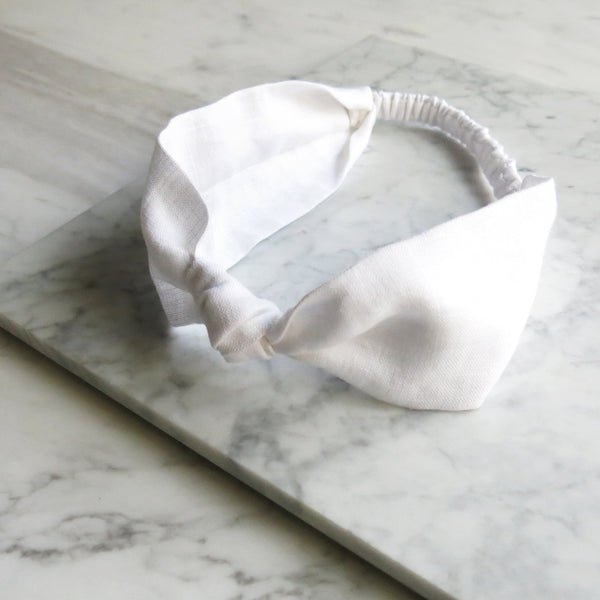 Gelato Linen Head Band