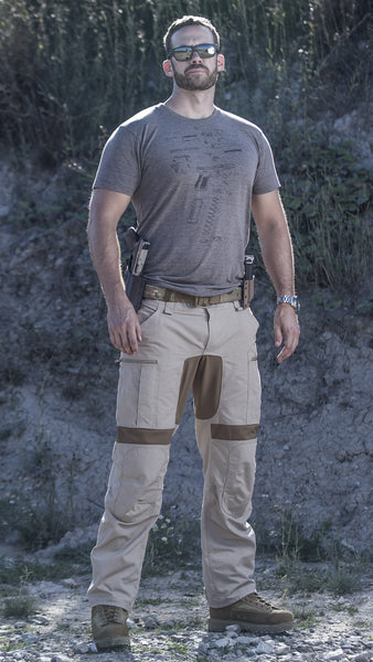 Lightweight Combat Pants Tan
