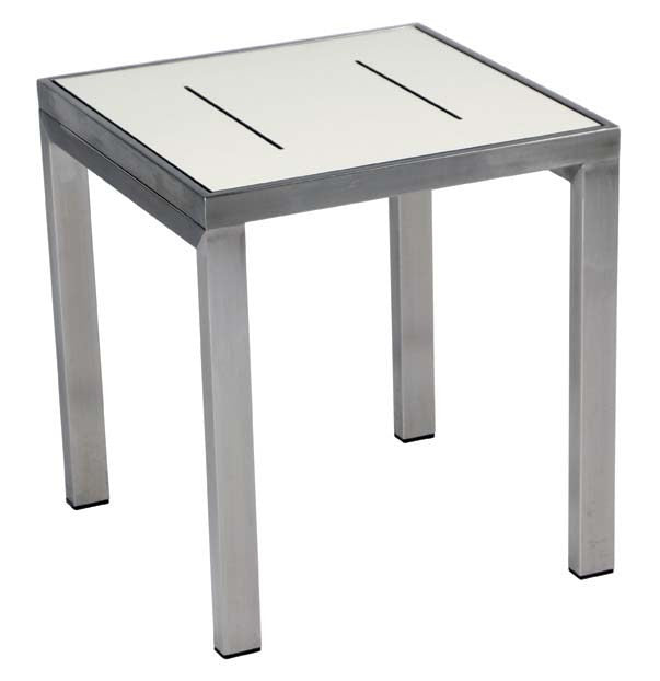 Marine Stool White