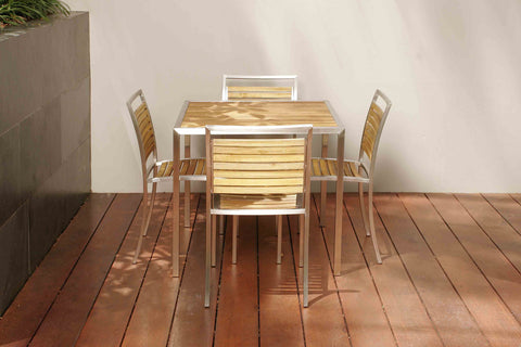 Plantation Dining Table Square