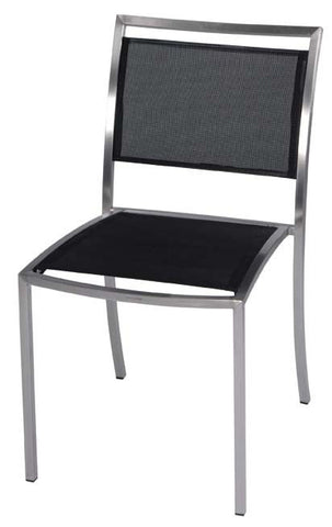 Mesh Chair Black