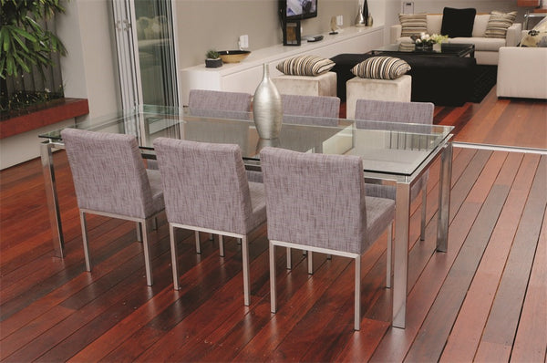 Reflective Dining Table